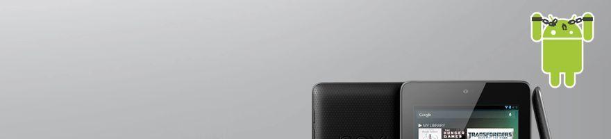 Desbloqueo del bootloader de la Nexus 7