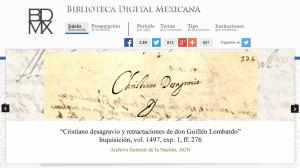 BibliotecaDigitalMexicana