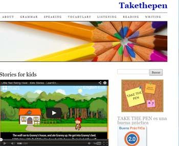 Blog Take the pen