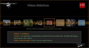Vídeos didácticos de SM