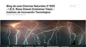 Blog de aula de Ciencias Naturales 2º ESO