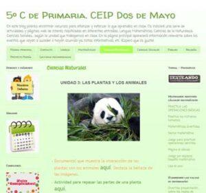 5ºC de Primaria del CEIP Dos de Mayo