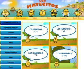 Matecitos, matemática para Primaria