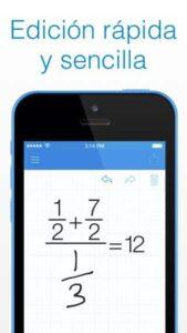 MyScript Calculator2