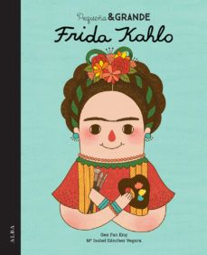 Pequeña y grande Frida Khalo