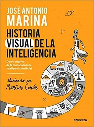 Novedades literarias de diciembre: Historia visual de la inteligencia