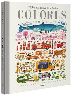 Novedades literarias de diciembre: El libro más bonito de todos los colores