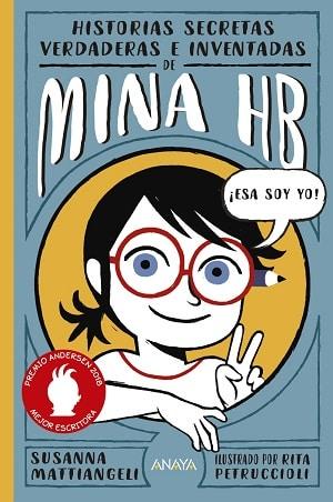 Novedades literarias de diciembre: Historias secretas verdaderas e inventadas de Mina HB