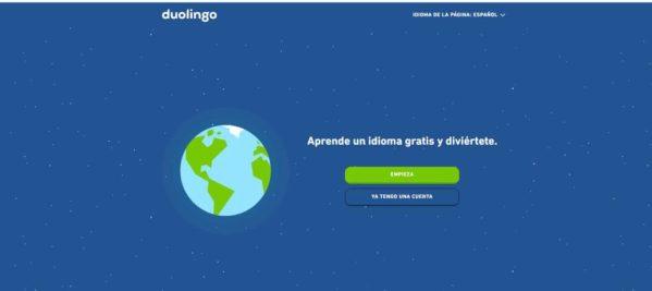 Duolingo Cursos de inglés online