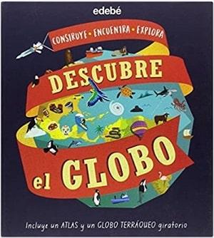 Descubre el globo libros de viajes