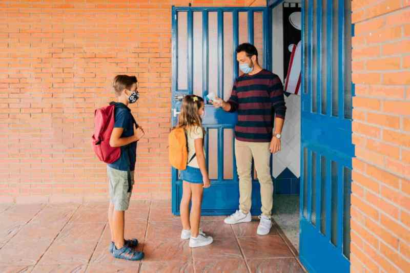 seguridad centro educativo