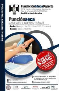Certificación Intensiva Punción Seca (2 sesiones) @ Panteones Terapéuticas