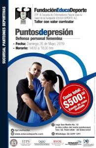 TALLER Puntos de Presión @ Panteones Terapéuticas