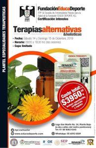 Terapias Alternativas & Holisticas