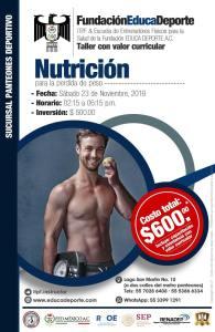 Nutrición Perdida de Peso
