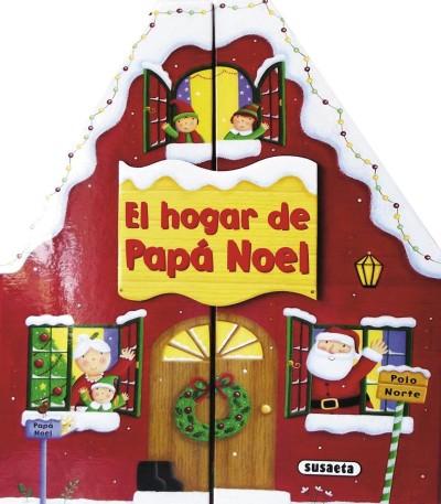 libro navidad hogar