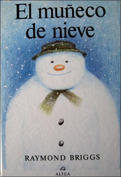 libros navidad muñeco nieve