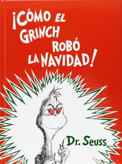 libros navidad grinch