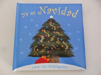libros navidad ya es navidad