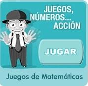 Juego de matemáticas para niños de primaria