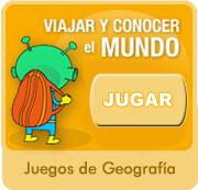 Juegos de Geografía para niños de infantil