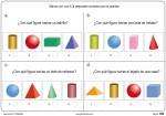 Fichas de geometría de Segundo de Primaria