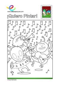 colorear_pancracio-baila
