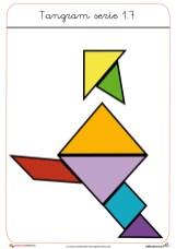 tangram piezas