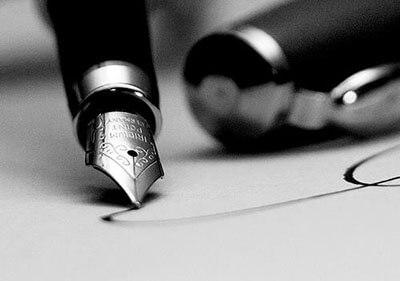 Ilustración de escritores de educapeques