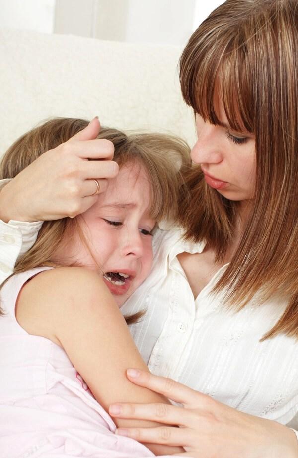Escuela de padres: Está angustiada con el tema de la muerte