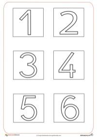 Fichas de matematicas para aprender a contar