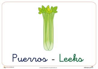 verduras y hortalizas 10