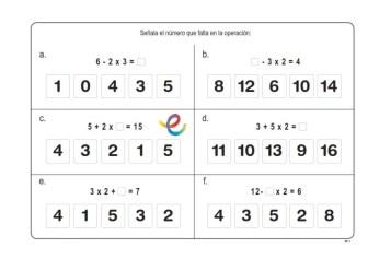 ejercicios de matemáticas 04