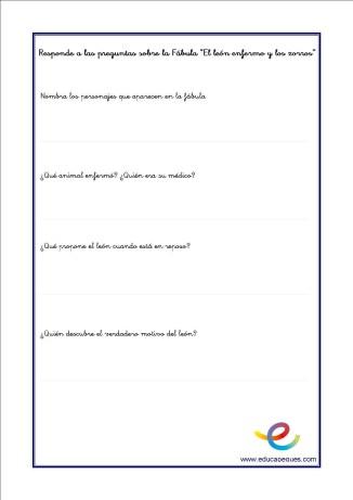 comprensión lectora 06