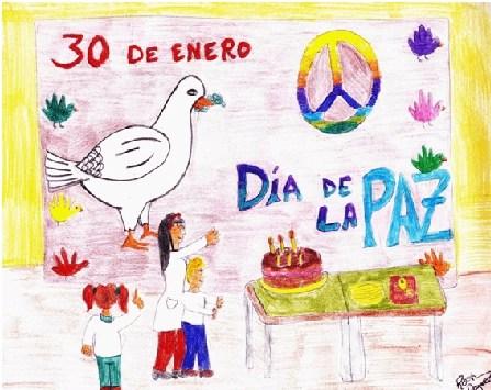 Cuento para el Día de la Paz