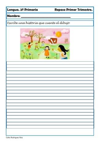 ejercicios lengua segundo primaria 12