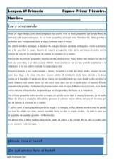 fichas de lengua sexto primaria 14