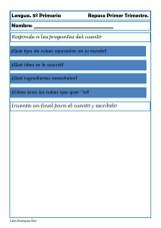fichas lengua quinto primaria 15