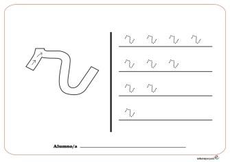 grafo consonantes r