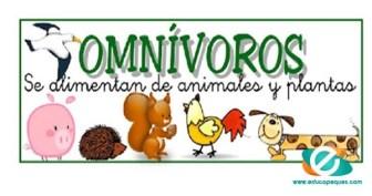 animales onmívoros
