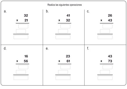 fichas de multiplicación 12