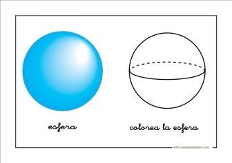 figuras geometricas esfera