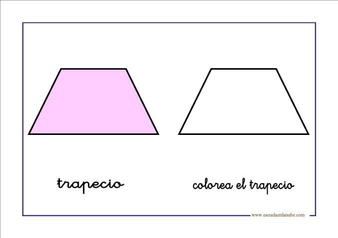 figuras geometricas trapecio