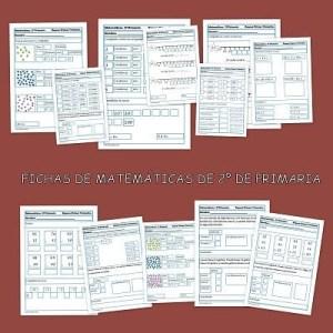 Matematicas 2 de primaria