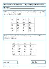 matemáticas segundo primaria 10