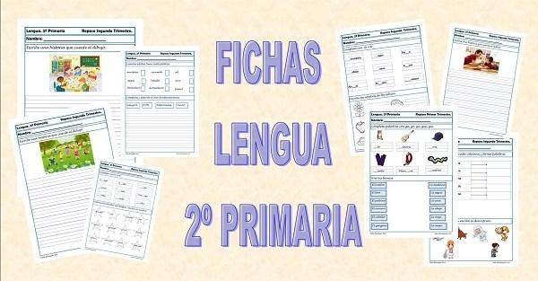 fichas lengua primaria