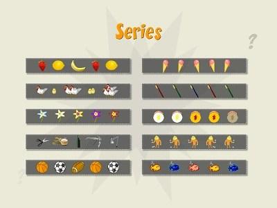Juegos De Series Y Logica Para Ninos De 4 A 12 Anos De Edad Mundo