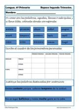 Fichas lengua quinto primaria 04