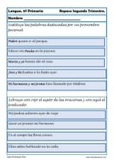 Fichas lengua quinto primaria 09