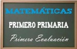 Matemáticas Primero Primaria 1